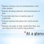 Kenapa Anak Perlu Bereksperimen Sains?