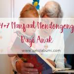 4 + 7 Manfaat Mendongeng Bagi Anak