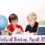 Jadwal Harian Anak HS