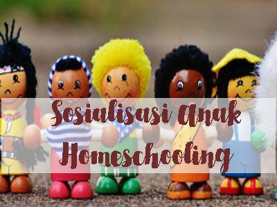 sosialisasi anak homeschooling