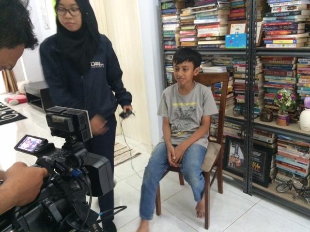wawancara daai tv