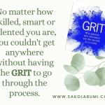 What is Grit? A Book Review