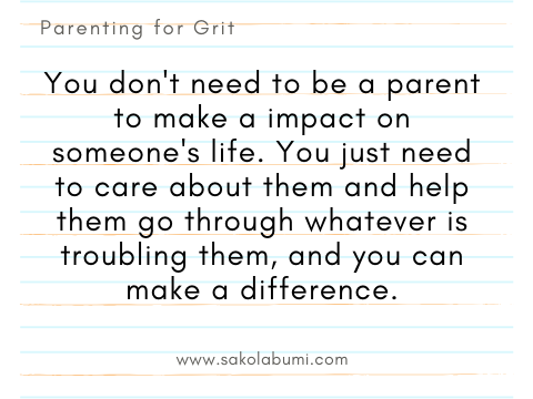 parenting for grit