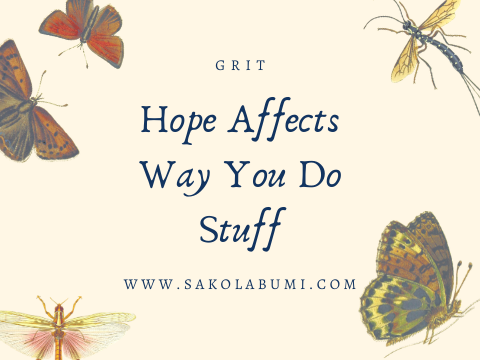 hope and grit